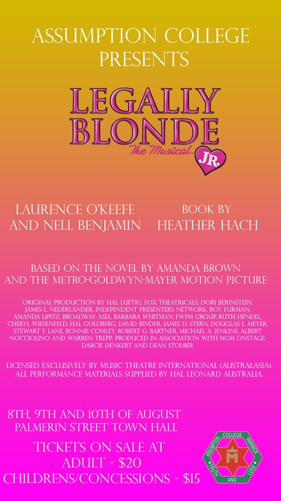 Musical Poster - Adrienne Hawes